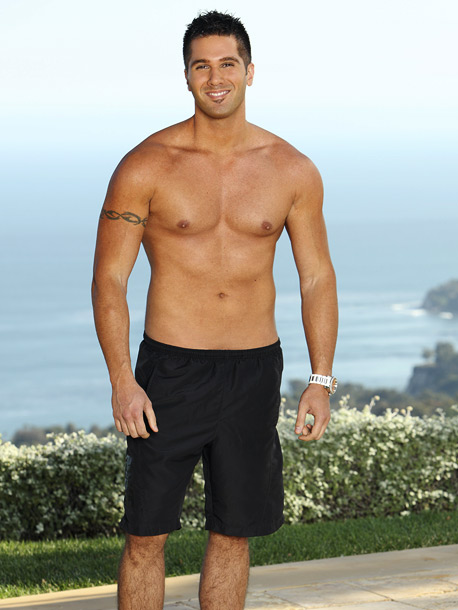 JUSTIN ''RATED-R'' REGO, The Bachelorette Season 6, Ali Fedotowski
