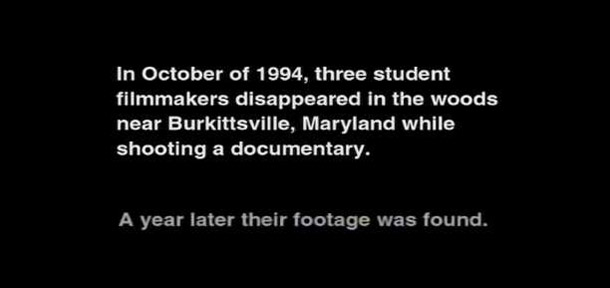 The Blair Witch Project | The Hype: In the first great viral campaign of the Internet age, the studio claimed that Project was genuine found footage, filmed by people who…