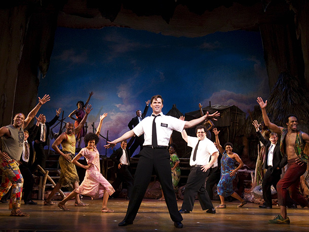 Andrew Rannells, The Book of Mormon | Just how outrageous is this Mormon-missionaries tuner from the minds of South Park creators Trey Parker and Matt Stone and Avenue Q writer Robert Lopez?…