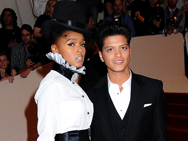 Bruno Mars, Janelle Monae | They'll surely deliver their solo hits, but two of modern R&B's sharpest newcomers just may deliver some surprise onstage collaborations, too. Through June 16