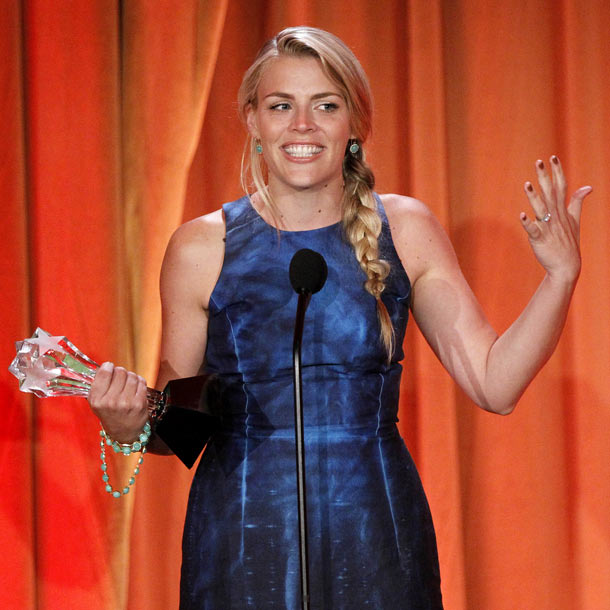 Busy Philipps | Winner: Best Supporting Actress in a Comedy Series for ''Cougar Town''