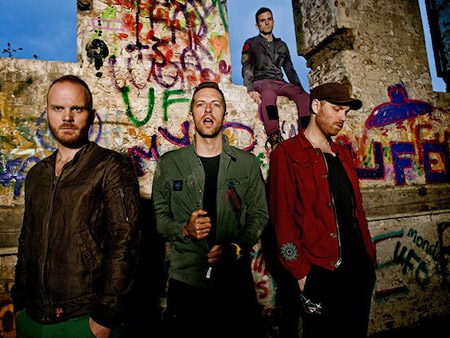 Chicago Eminem, Coldplay (pictured), Foo Fighters, and Muse Aug. 5-7