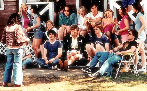 Wet Hot American Summer, A.D. Miles, ...