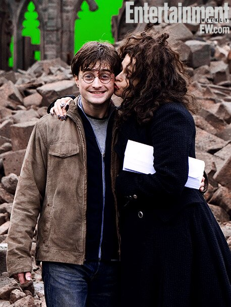 Harry Potter 19 Exclusive Behind The Scenes Pics From The Whole Series Ew Com