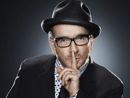 Newport, R.I. The Decemberists, Elvis Costello (pictured), and Emmylou Harris July 30-31