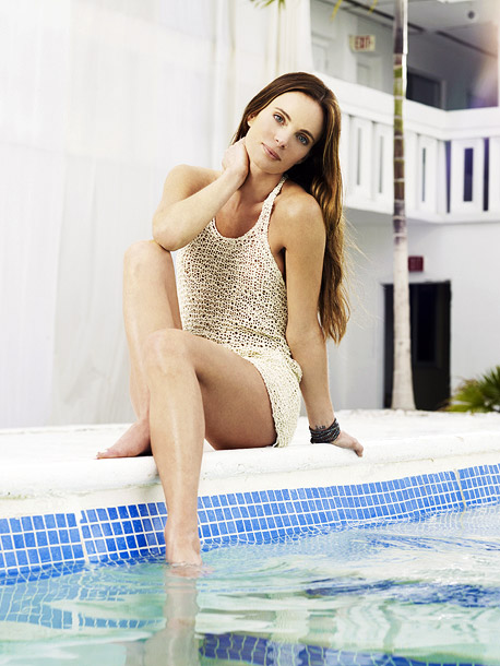 Burn Notice, Gabrielle Anwar | Burn Notice , USA Why she's sizzling this summer: The slinky former IRA op is as dangerous as she is gorgeous — just ask her…