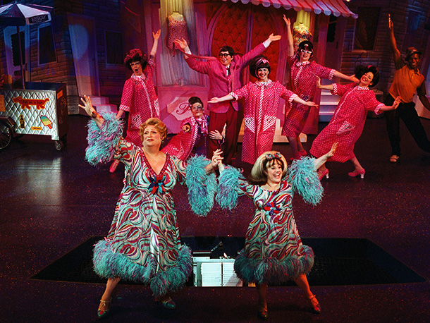 Harvey Fierstein, Marissa Jaret Winokur, ...   Good morning, New York City! Meet Tracy Turnblad, a chubby, Kennedy-era Baltimore teen who dreams of twisting and shouting on the local bandstand show, and…