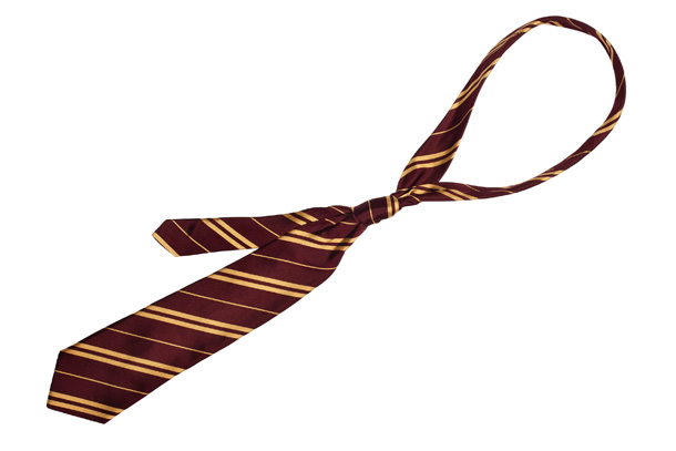 Harry Potter | Harry's school uniform evolved over the years, from the somewhat goofy-looking cloaks of the early films to the more restrained design. His tie, however, has…