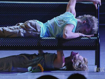 So You Think You Can Dance   Season 2 Travis and Heidi never overplayed their yearning throughout this stunning number, known simply as ''The Bench,'' which just makes the quiet flourishes —…