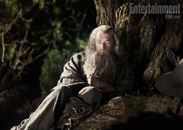 Ian McKellen | IAN MCKELLEN (GANDALF) ''He's in fantastic form,'' Peter Jackson says of McKellen. ''In a way, his role in The Hobbit has more technical difficulties than…