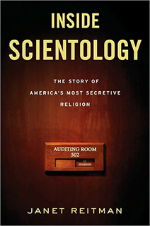 Inside Scientology | XENU-PHOBIA Reitman displays an encyclopedic knowledge of Scientology, from L. Ron Hubbard to David Miscavige and Tom Cruise