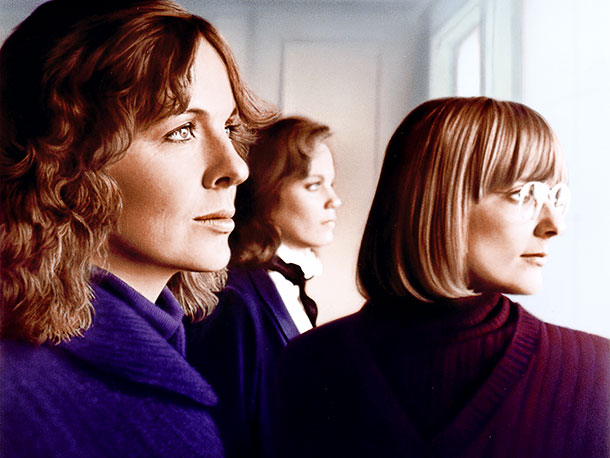 Interiors, Diane Keaton, ... | Allen's abrupt turn toward drama with this somber, Bergman-esque portrait of a family falling apart brought him his first major critical drubbing. I didn't see…
