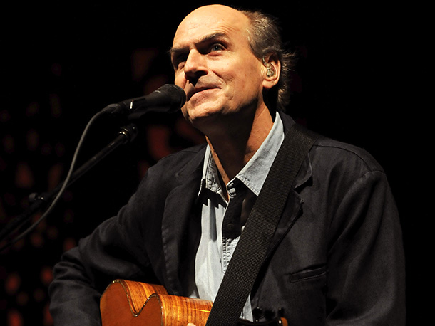James Taylor | The folk-rock icon goes on a half-season run, without a trip to Carolina in sight. Through July 4