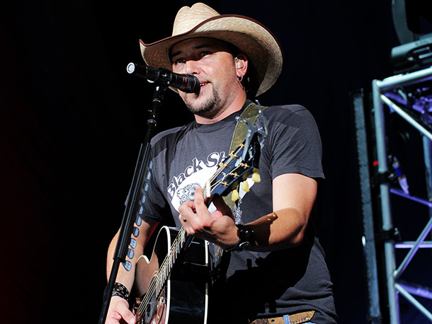 Jason Aldean | The Georgia native will be catering to a host of new fans thanks to ''Don't You Wanna Stay,'' his crossover duet with Kelly Clarkson. Through…