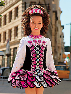 CLICKETY-CLACK Julia O'Rouke in Jig: The Story of the Irish Dancing World Championships