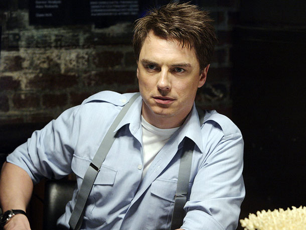 John Barrowman | Why he's sizzling this summer: Unconfirmed reports reveal that genre fans have rallied around Barrowman's portrayal of Capt. Jack Harkness primarily because of his azure…