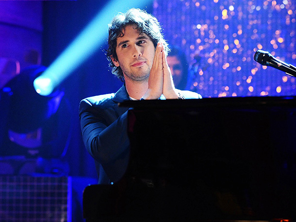 Josh Groban | He must have an incredible warm-up routine — Groban will be flexing his velvet pipes for nearly six months straight. Through Nov. 14