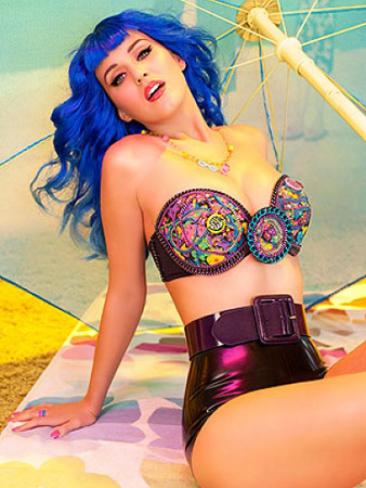 Katy Perry | Milwaukee Katy Perry (pictured), Kanye West, Sugarland, and Kid Rock June 29-July 3, July 5-10