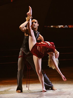So You Think You Can Dance | Season 5 I don't know if I've ever seen two dancers throw themselves so deeply into a SYTYCD routine, let alone a SYTYCD routine that…