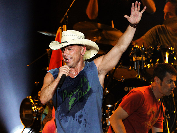 Kenny Chesney | It wouldn't be summer without Kenny, who will take his 22 No. 1s for a spin before starting work on his next album. Through Aug.…