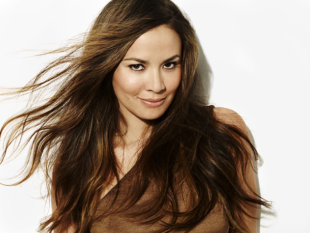 Moon Bloodgood | Falling Skies , TNT Why she's sizzling this summer: This Laker girl-turned-badass Terminator Salvation actress plays a doctor on Falling Skies . Let's hope they…