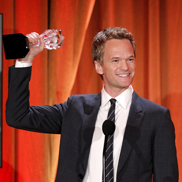 Neil Patrick Harris | Winner: Best Supporting Actor in a Comedy Series for ''How I Met Your Mother''