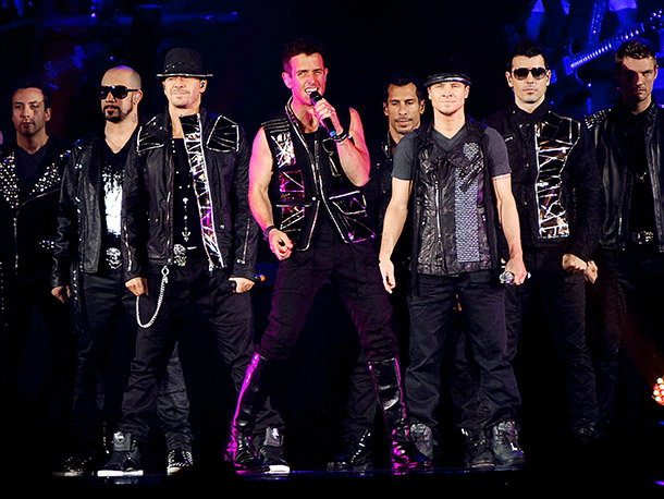 NKOTB, Backstreet Boys | Relive three decades' worth of sleepover dreams with New Kids on the Block and Backstreet Boys, both alone and together at last. Through Aug. 7