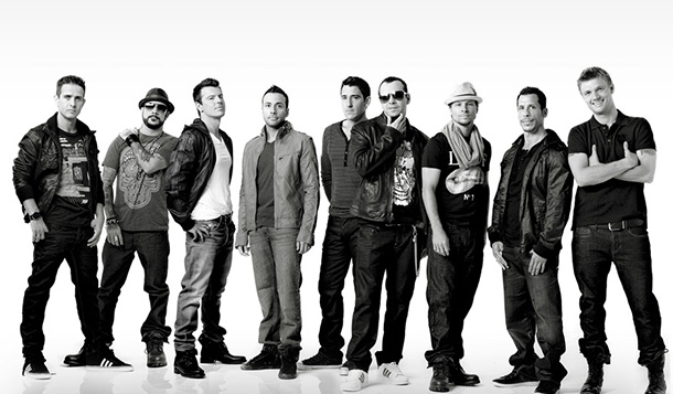 NKOTB, Backstreet Boys