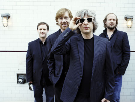 Phish | San Francisco Muse, Phish (pictured), Arcade Fire, the Black Keys, the Shins, and John Fogerty Aug. 12-14