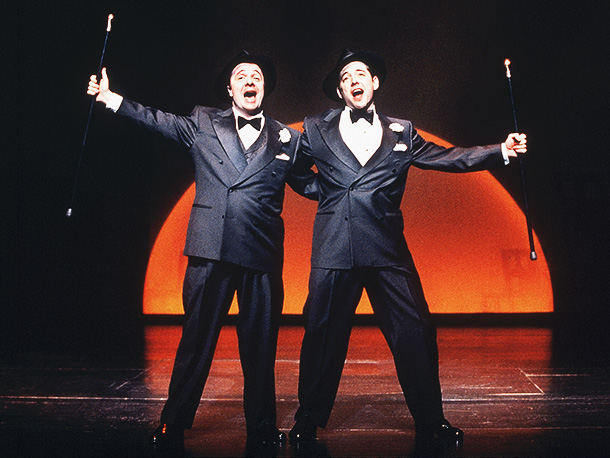 Nathan Lane, Matthew Broderick, ...   In 1959, a down-and-out Broadway moneyman and a young accountant scheme to make bank by putting on an expensive flop for cheap and running off…