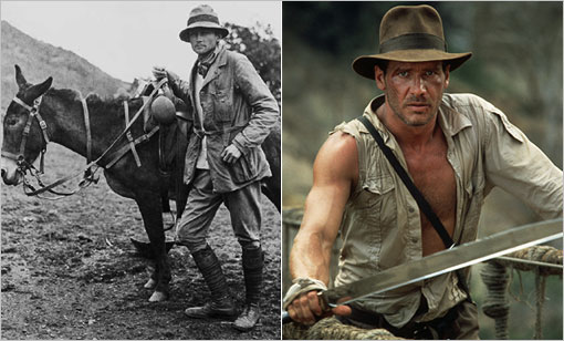 Indiana Jones and the Temple of Doom, Harrison Ford