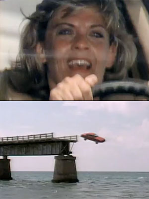 The Guiding Light   The beloved character was thought to be dead after driving her car off a bridge. Miraculously, that didn't really take her life. Neither did a…