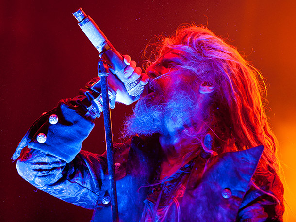 Rob Zombie | Some people prefer shredding to sunshine. Luckily, Zombie and Slayer will be providing lots of high-volume darkness at a venue near you. July 20?Aug. 6