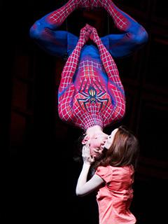 Spider-Man, Jennifer Damiano, ...