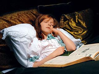 SWEET DREAMS Carla Besnainou in The Sleeping Beauty