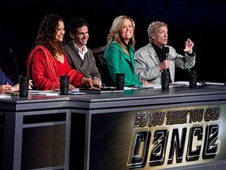 Think Dance Judges