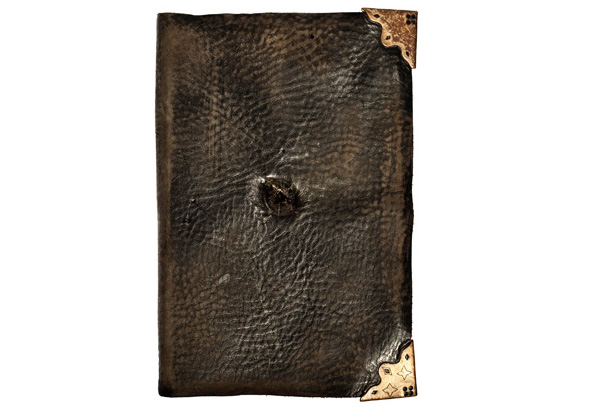 Harry Potter | Lots of care was lavished on filling in the handwritten pages of this journal, which contained the musings — and ghostly essence — of Voldemort's…