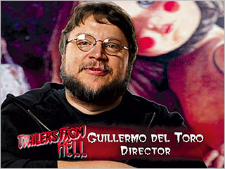 Guillermo del Toro | B MOVIES PASSION Director Guillermo del Toro in Trailers From Hell, Volume 2