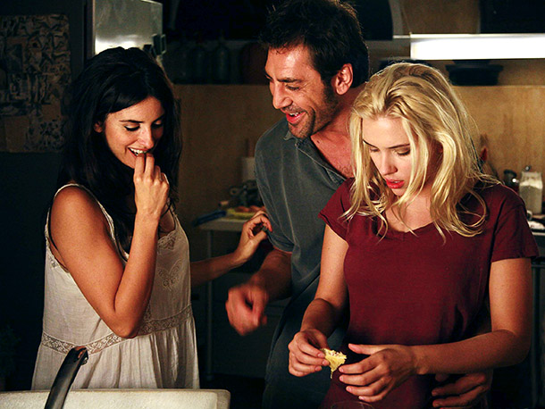 Vicky Cristina Barcelona, Javier Bardem, ... | Javier Bardem plays a well-known Spanish painter who romantically juggles two American college students: recently engaged Vicky (Rebecca Hall) and her wild-child best friend, Cristina…
