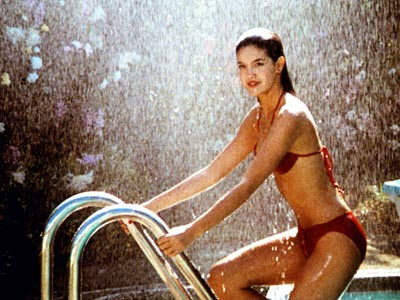 Phoebe Cates, Fast Times at Ridgemont High | LINDA BARRETT (Phoebe Cates) Fast Times at Ridgemont High (1982) To paraphrase her character's famous line: We know how cute you always thought she was.