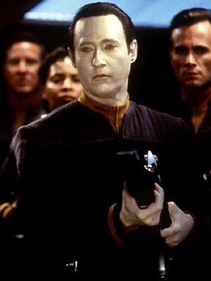 Brent Spiner, Star Trek: First Contact | 3. LT. COMMANDER DATA FROM Star Trek: Generations (1994), Star Trek: First Contact (1996), Star Trek: Insurrection (1998), and Star Trek: Nemesis (2002) PLAYED BY…
