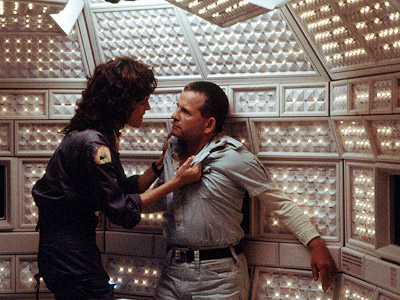 Alien, Sigourney Weaver | 6. ASH MOVIE Alien (1979) PLAYED BY Ian Holm PROGRAMMING The most villainous computerized space traveler this side of 2001's HAL 9000, Ash keeps the…