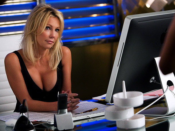 Melrose Place, Heather Locklear | Why I'd quit: I couldn't possibly keep up with the backstabbing, behind-the-scenes machinations and sheer cutthroatness involved in ''working'' ''with'' her. — AW