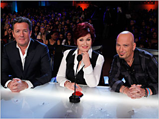 NBC, Sharon Osbourne, ...