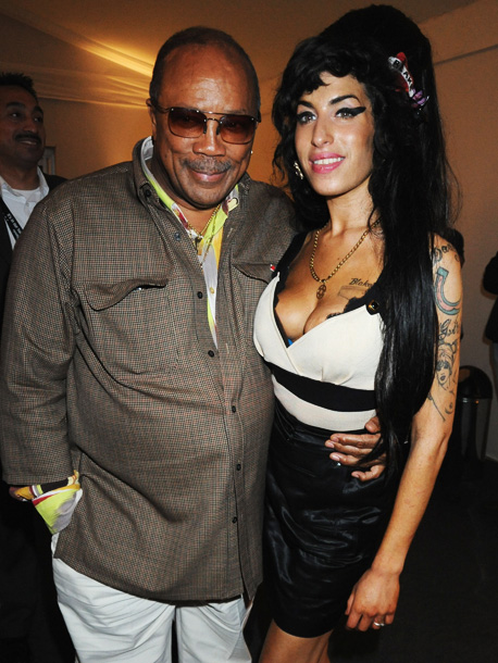 After waiting almost a year to hear a completed track from Amy Winehouse, Quincy Jones was reportedly going to have to cut the singer from…