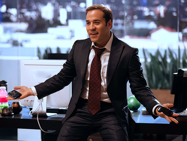 Entourage, Jeremy Piven | Why I'd quit: Lloyd is really the only person who could put up with Ari's homophobic and racial slurs for so long. I couldn't be…