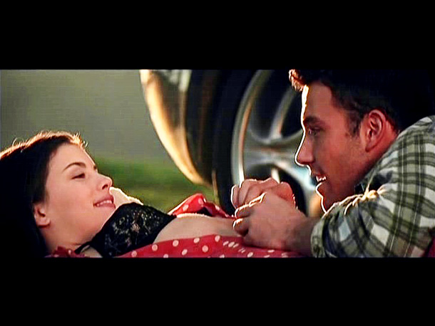 Armageddon, Ben Affleck, ... | Those zoologically shaped snacks once used to be associated with childhood, but Bay forever linked them to Liv Tyler's crotch. Ben Affleck plays a sultry…