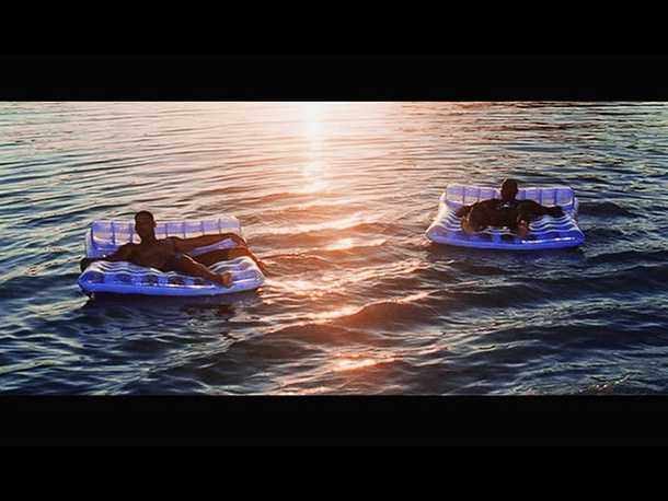 Bad Boys II, Martin Lawrence, ... | What better way to celebrate your kickass, totally platonic, not-homoerotic-in-the-least partnership than by singing the title song of your own movie while slowly floating off…