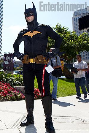 Batman Guess Who