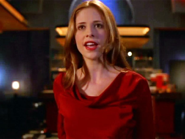 Buffy the Vampire Slayer, Sarah Michelle Gellar | MUST SEE: 4:00-5:00 PM Buffy the Musical : The Rocky Horror Picture Show of Comic-Con sings out the weekend. Which begs the question: Why isn't…